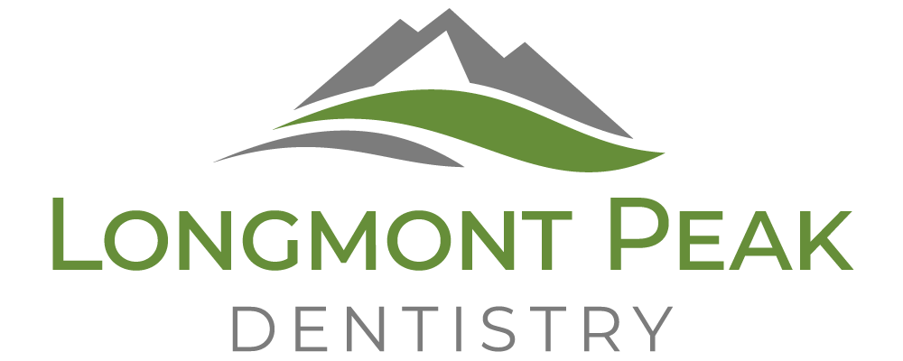 Longmont Peak Dentistry logo